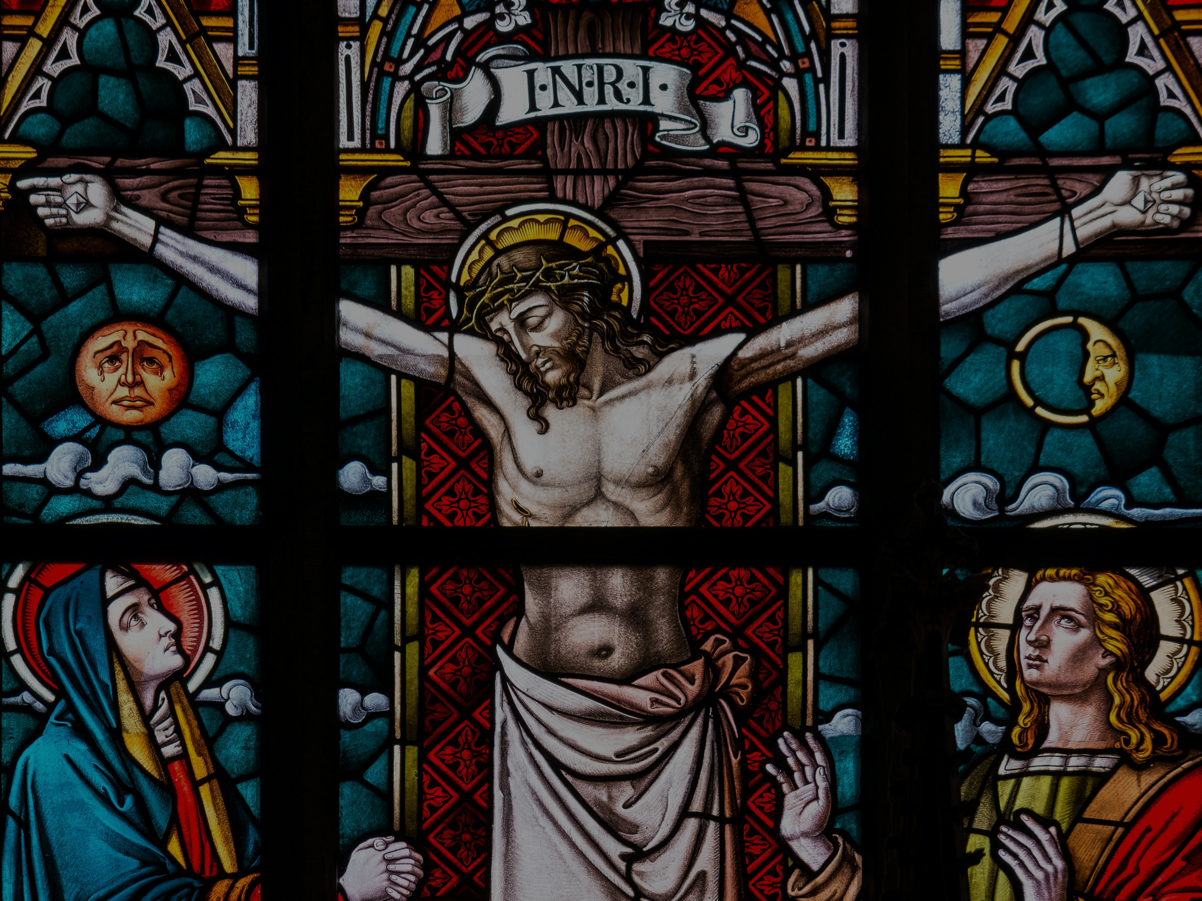 The Crucifixion of Jesus | Society of the Holy Rosary