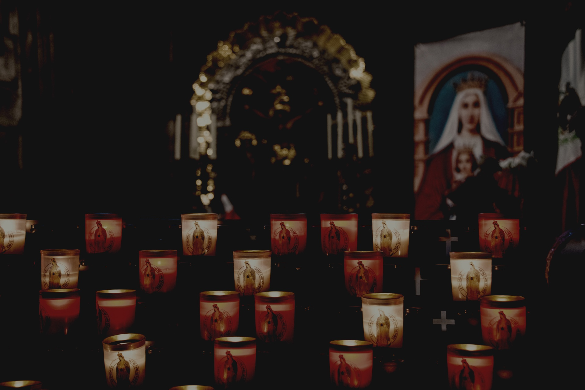 The Luminous Mysteries | The Society of the Holy Rosary