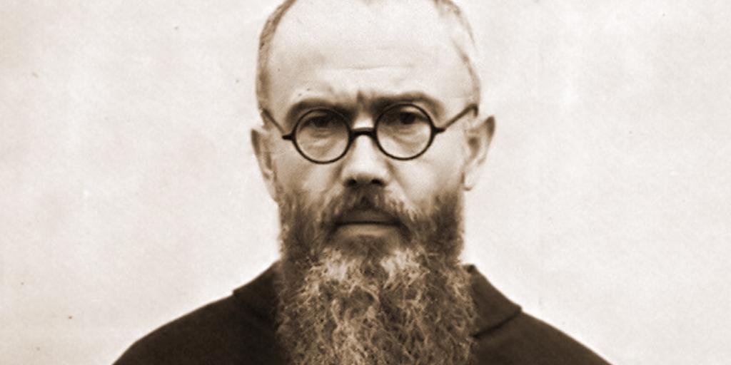 Maximilian Kolbe Portrait 1936