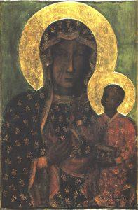 Our Lady of Czestochowska - The Black Madonna of Czestochowska