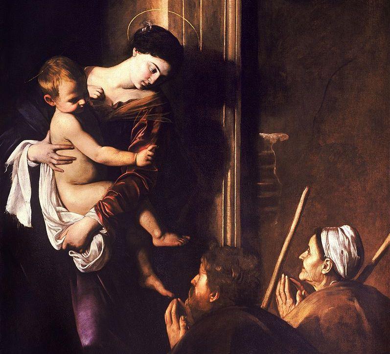Our Lady of Loretto | Caravaggio