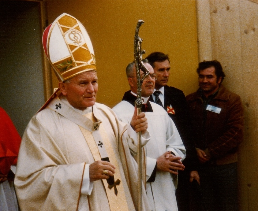 Homily for the Canonization of St. Maximilian Kolbe by Pope Saint John Paul II