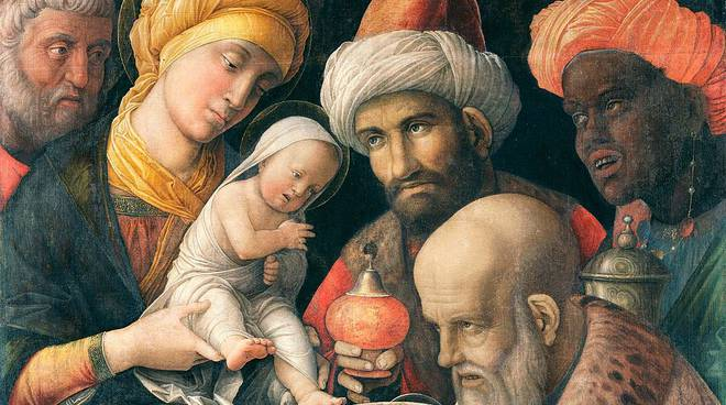 The Nativity of Jesus | Adorazione dei Magi di Torreglia