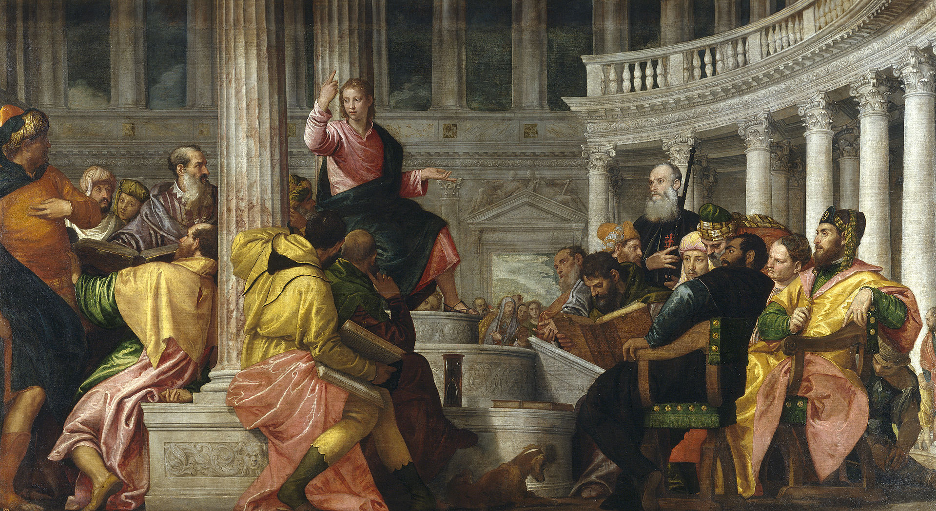 The Finding of Jesus in the Temple | The Fifth Joyful Mystery