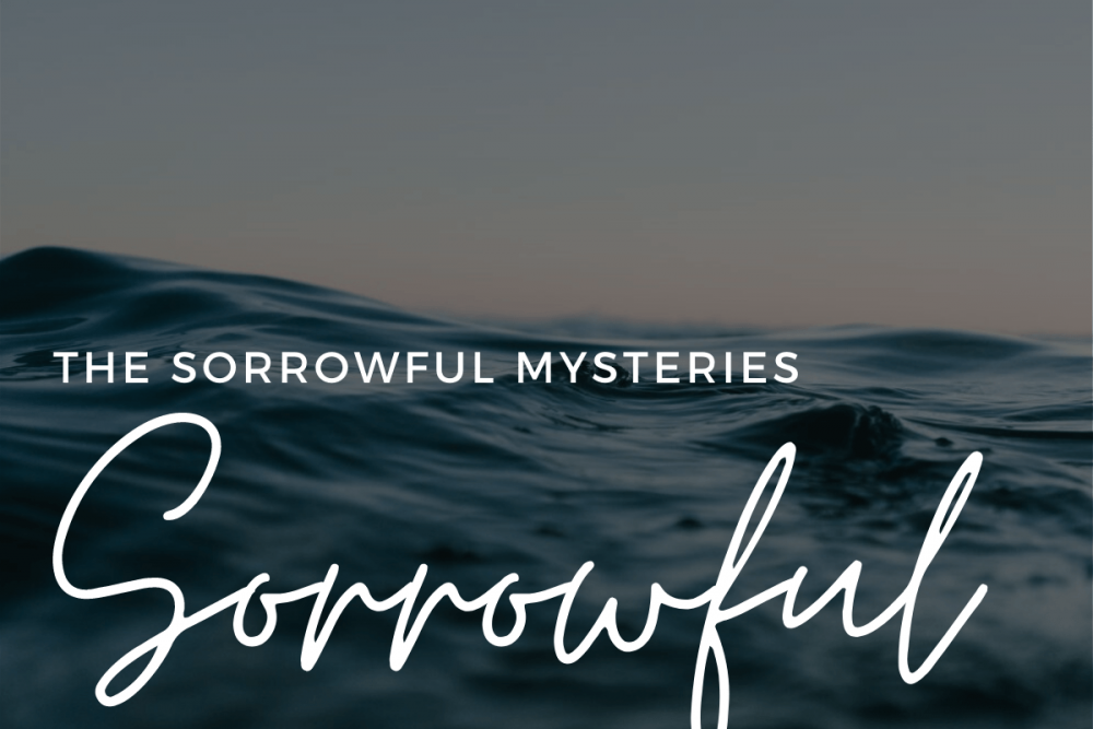 Sorrowful Mysteries | How To Pray The Rosary